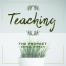 2018 NTM & NTD: Kahlil Gibran's The Prophet (Teaching)