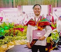 BAD at the UPOU 22nd Commencement Exercises