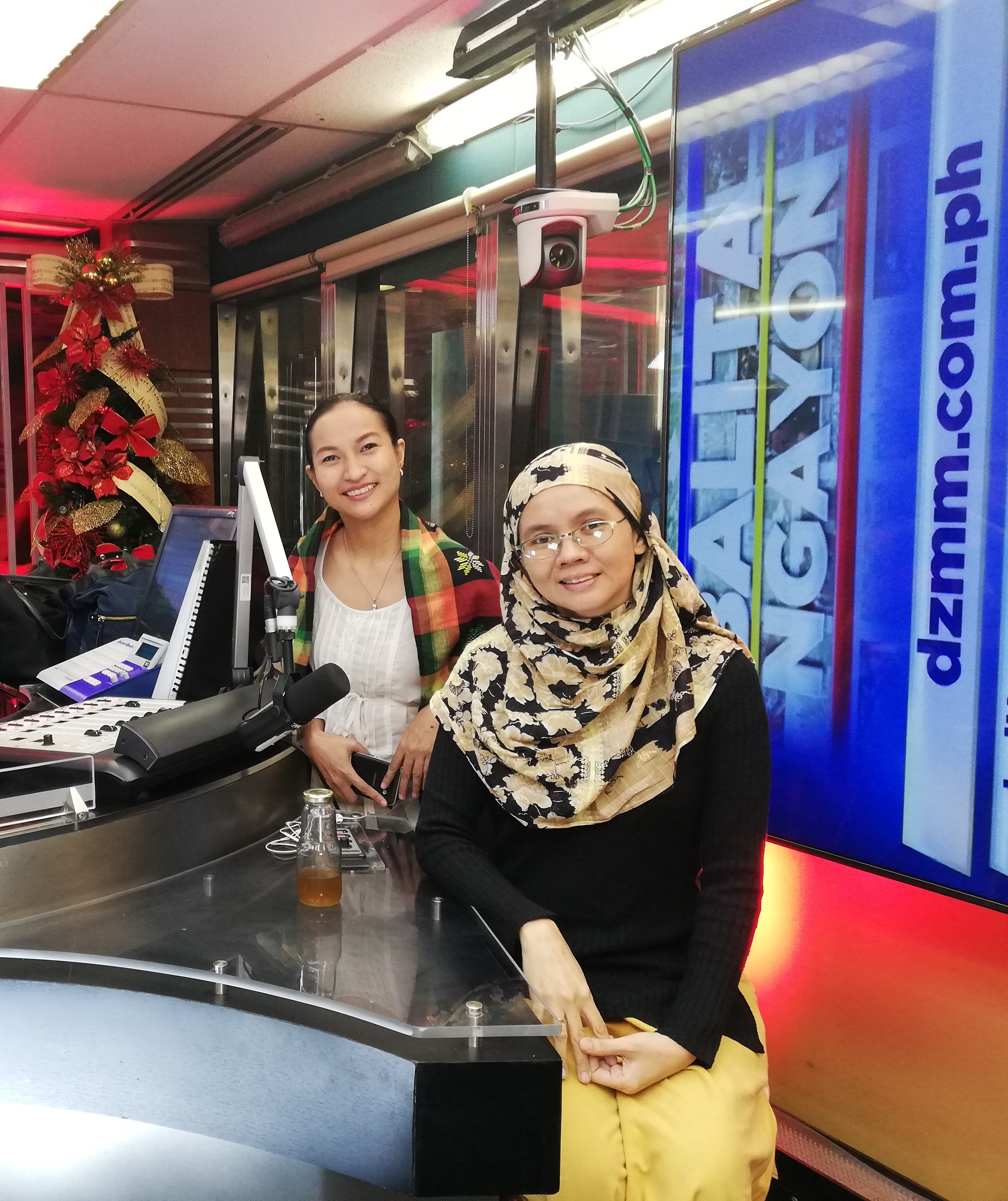 MSPH and LMLC at DZMM Guesting on Hilot